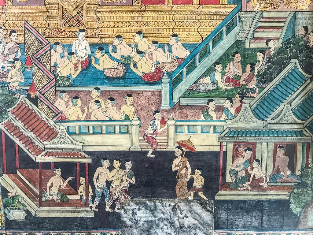 Wat-Pho-Bangkok-Храм-Лежащего-Будды-9132