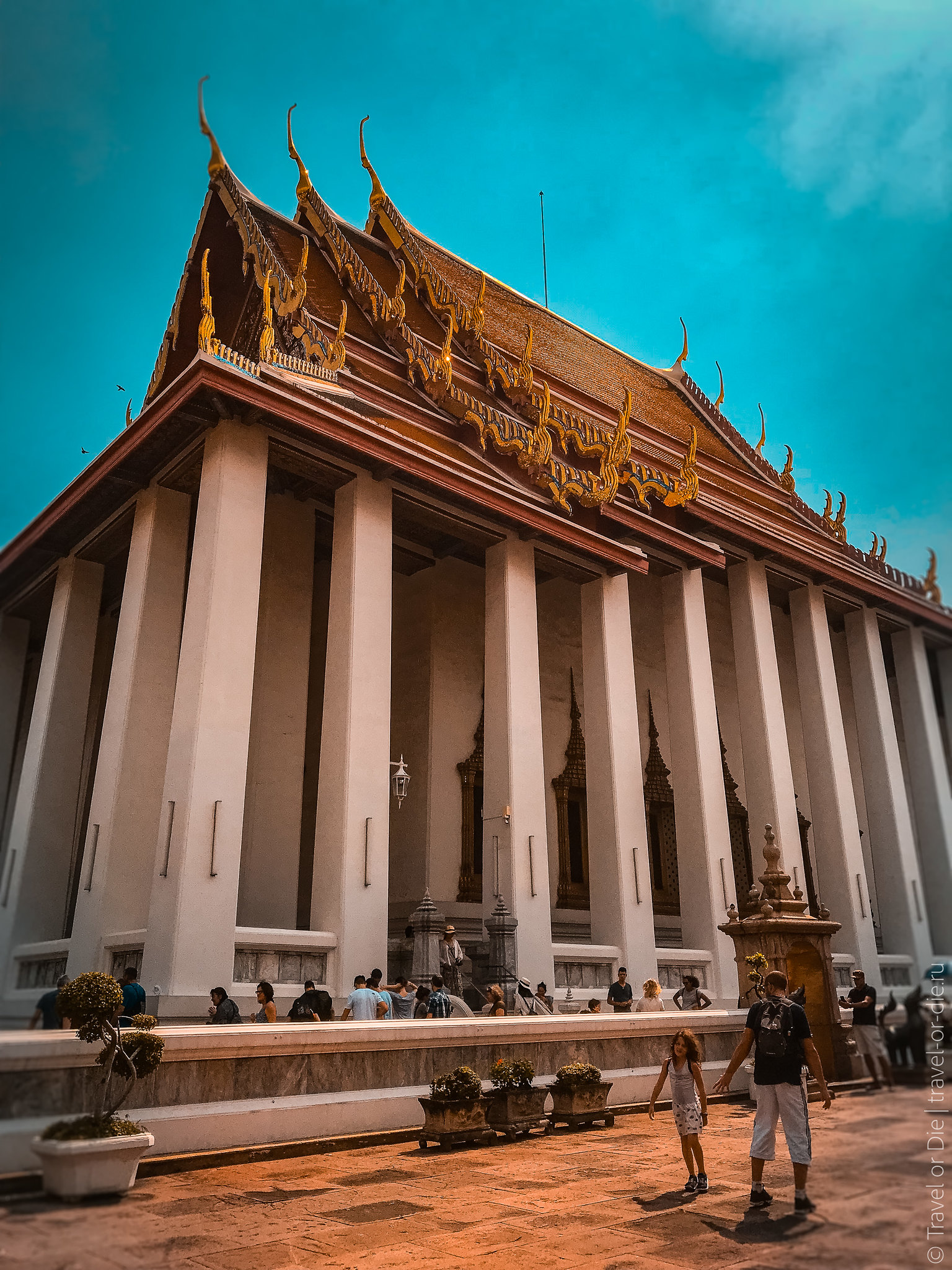 Wat-Pho-Bangkok-Храм-Лежащего-Будды-9150