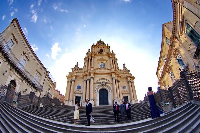 990 Sicile Juillet 2019 - Raguse, Duomo di San Giorgio