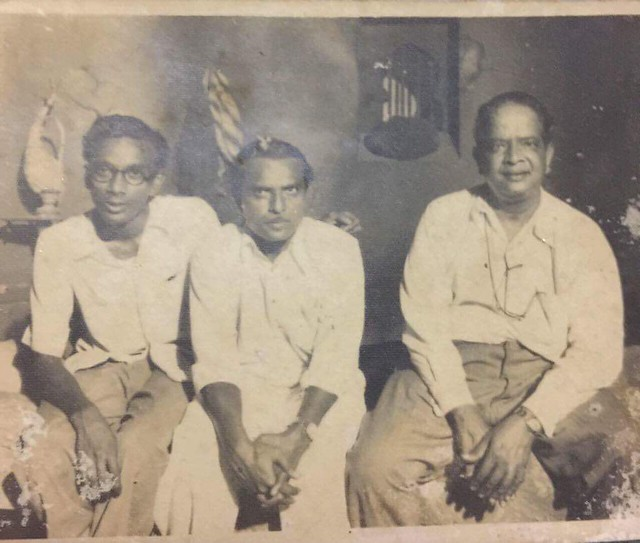 Ajit Biswas and others