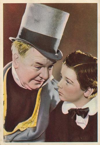 W.C. Fields and Freddie Bartholomew in David Copperfield (1935)
