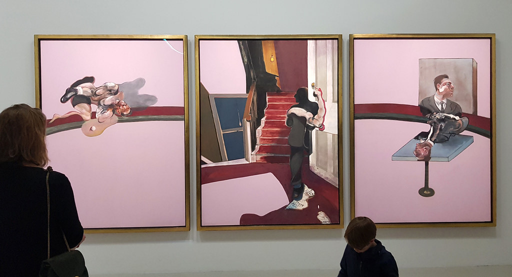 Expo Francis Bacon Paris 20191019_163349