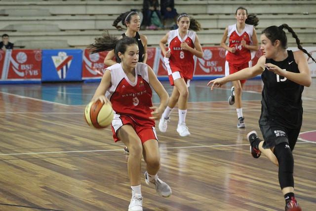20/10/2019 Torneo Inter-Territorial Selecciones Infantiles (Bizkaia-La Rioja Femenino)