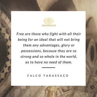 Falco Tarassaco Quote