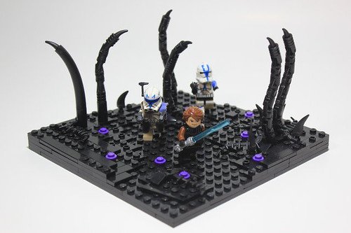 LEGO Star Wars Battle on Umbara MOC