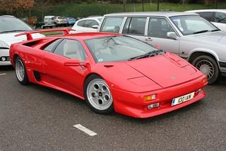 260 Lamborghini Diablo (1993)