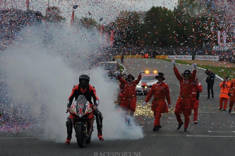 Brands Hatch finale