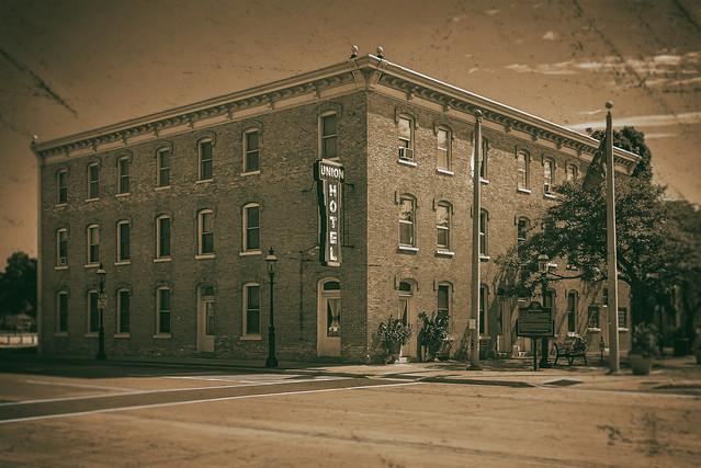 Downtown De Pere, Wisconsin