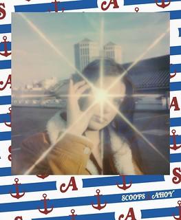 "Polaroidweek 1/2: ""Bitchin'"" (shot with Polaroid Originals OneStep+ on Polaroid Originals Stranger Things special edition iType film)"