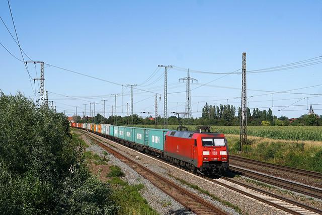 152 088 DB Cargo AG | Großkorbetha | Juli 2019