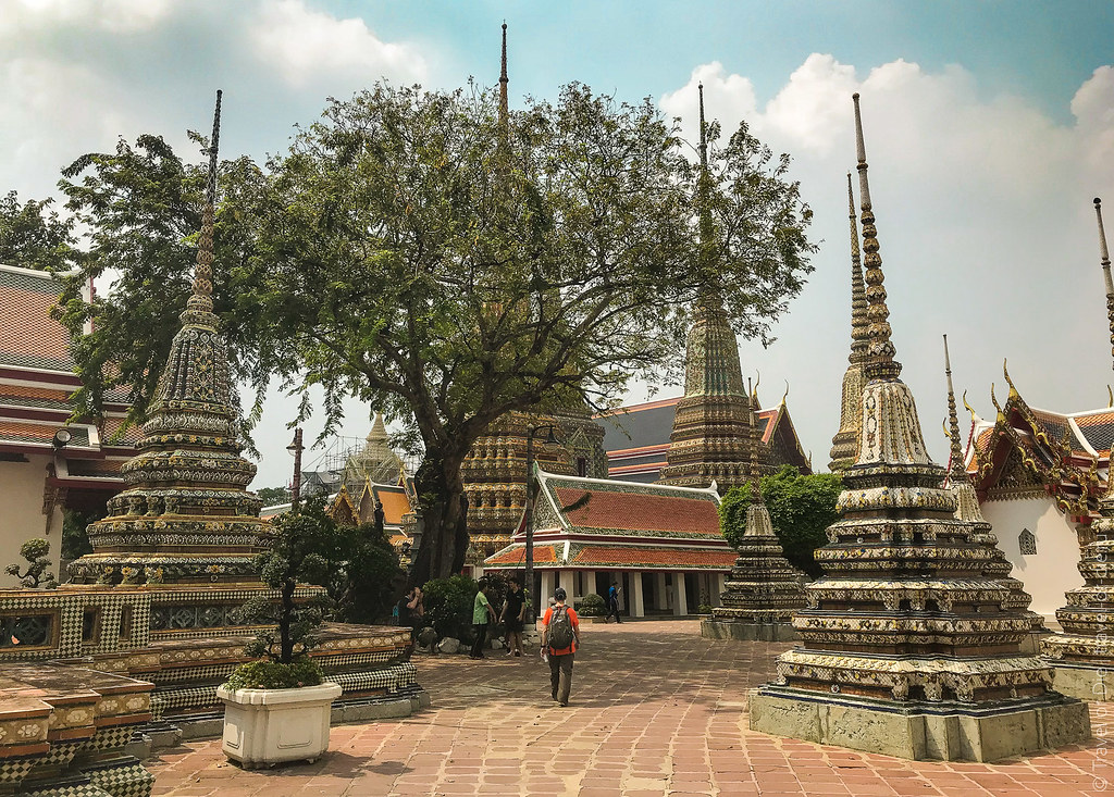 Wat-Pho-Bangkok-Храм-Лежащего-Будды-9110