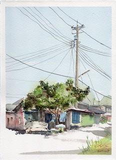 Guogo, Dalin, Jiayi, Taiwan