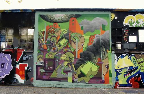 GRAFFITIS BARCELONA 2019