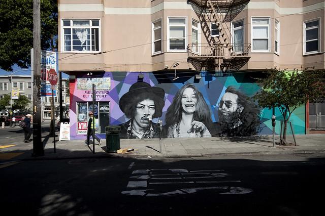 Summer of love / Haight-Ashbury - San Francisco