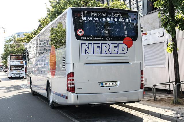Slovenia Indiv. (Ljubljana) - Mercedes-Benz Tourismo