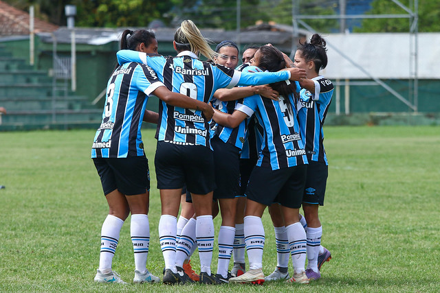 Grêmio 12x0 João Emílio (Gauchão Feminino)