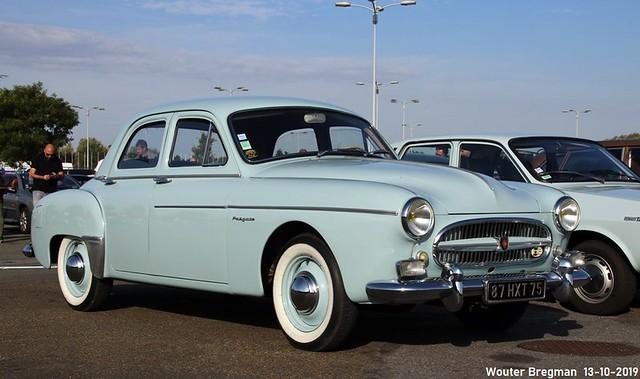 Renault Frégate 1956