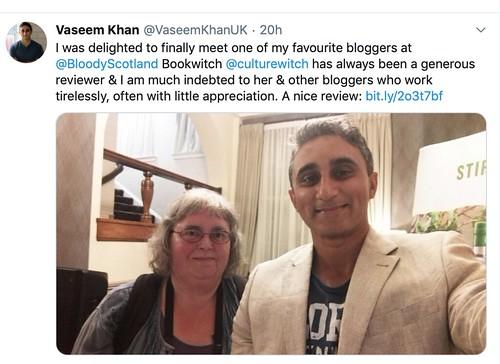 Vaseem Khan Twitter
