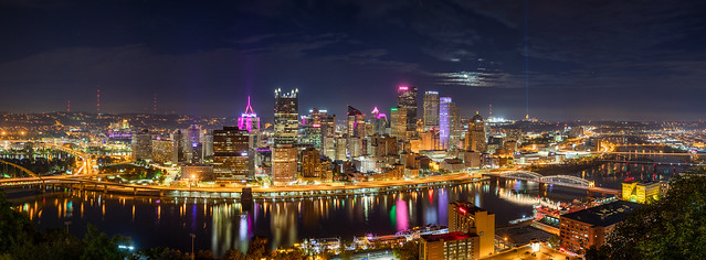 Pittsburgh in Pink Redux
