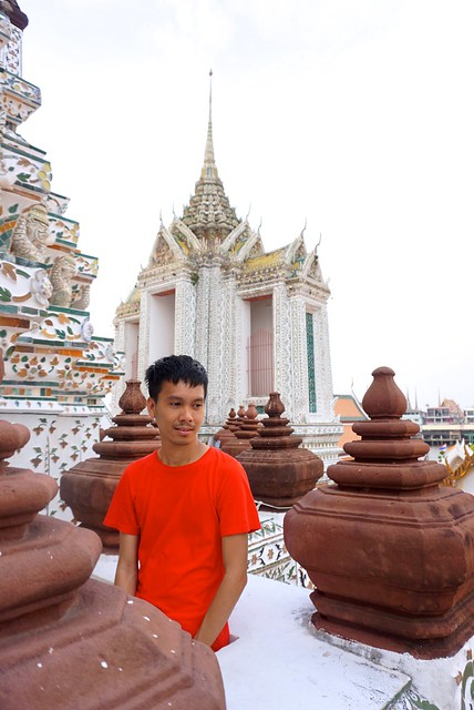 marxtermind at Wat Arun