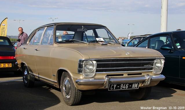 Opel Olympia 1968