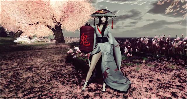 Neo-Japan SL Event Photo Contest 4 - [ YukiNoHana Guardian ]