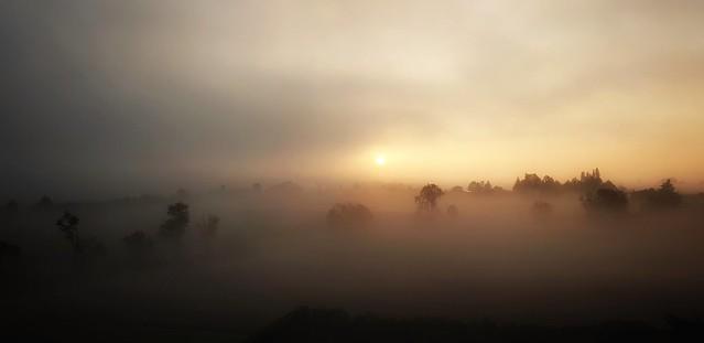 Der Morgen erwacht...