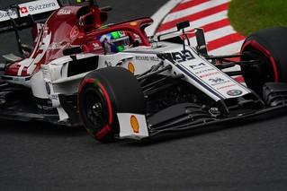 2019 Formula1 Japanese Grand Prix FP1,2