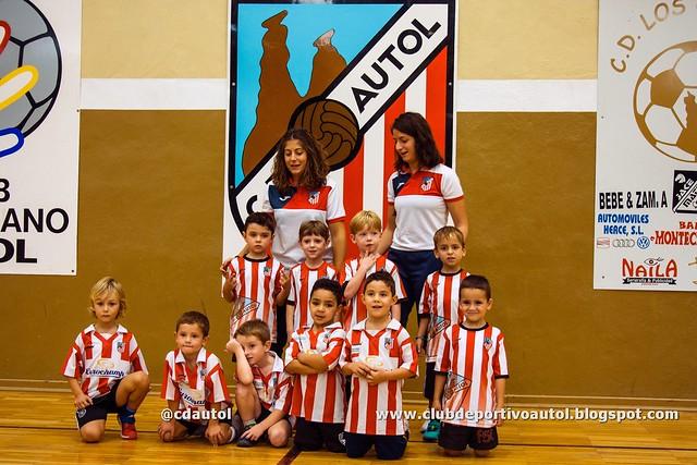 Aspirantes 2014 - Autol -Alfaro
