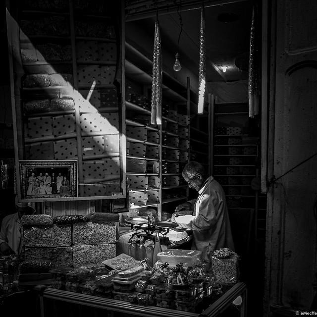 Le Maroc est la lumière - Fès - El rayo de luz
