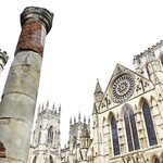 Roman Column, York Minster