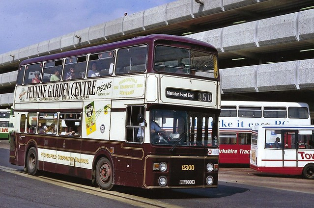 Yorkshire Rider Roe bodied Leyland Atlantean