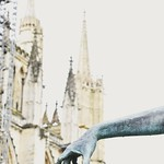 The Hand of Constantine the Great #york #yorkminster #constantinethegreat #statue