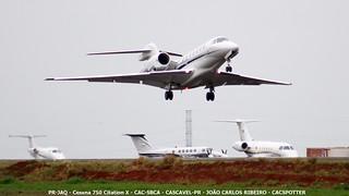 PR-JAQ - Cessna 750 Citation X