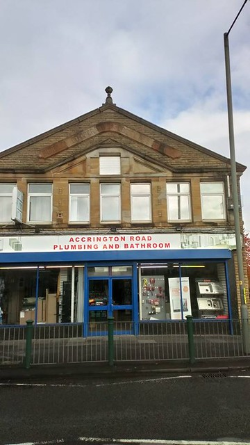 Plumbing Supplies, Accrington Road thanks to RS