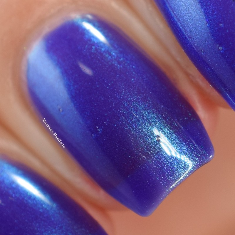 Lollipop Posse Lacquer Strength swatch