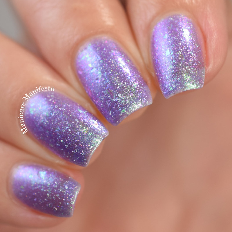 Lollipop Posse Lacquer Images Of Broken Light review