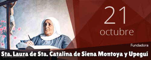 Santa Laura de Santa Catalina de Siena Montoya y Upeguí