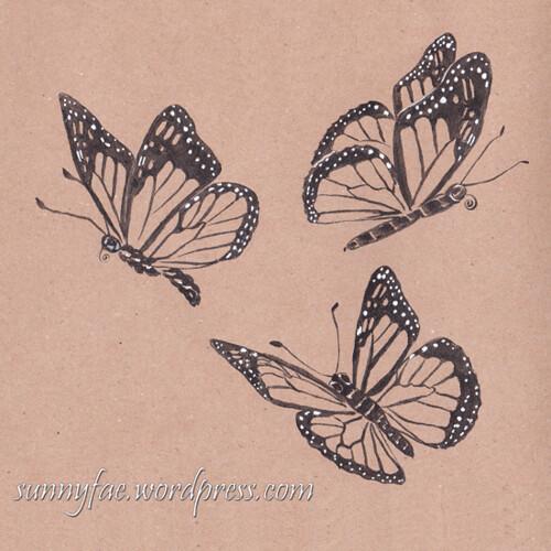 17 monarch butterfly