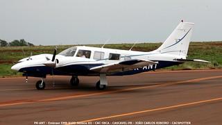 PR-ANT - Embraer EMB-810D Seneca III