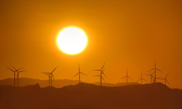 Wind::::Sun(O) Free.  A collective conscious choice.