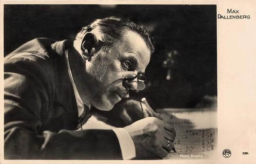 Max Pallenberg in Der brave Sünder (1931)