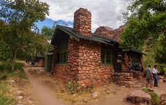 Mary Colter's Phantom Ranch Dining Hall
