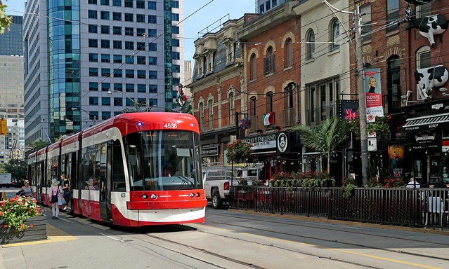Flexity Outlook (Toronto streetcar)
