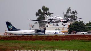 PR-MCF - Beech B200 Super King Air
