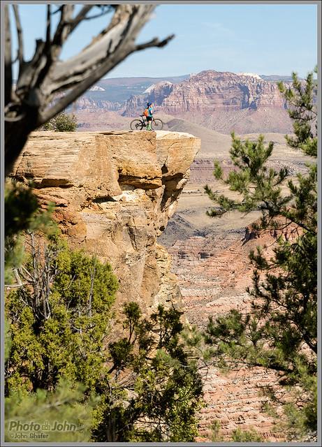 Overlook - Zion Area Mountain Biking
