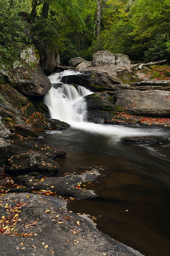 westernnorthcarolina cullasajariver nantahalanationalforest waterfall fallcolor pentax k1 smcpentax12830mm iridientdeveloper