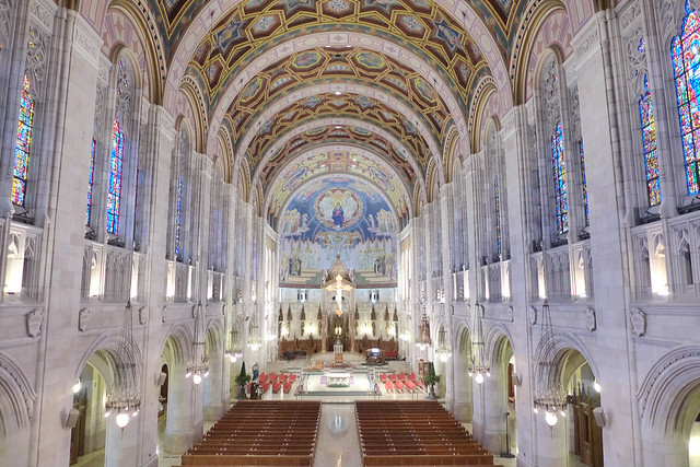 Nave from Choir