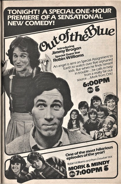 Out of the Blue, 1979