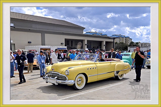 1949 Buick Roadmaster Convertible at Amelia Island 2010